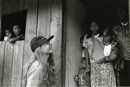 """First Lady"", The Amazon"", Peru"