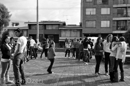 """Youth Club"", Bogota 2011"