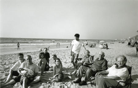 Family, Origins, USA, Tel Aviv.